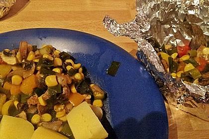 Gemüsetütchen 1