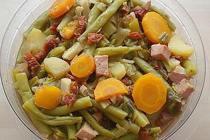 Bohnensuppe, spezial 0