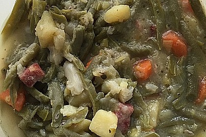 Bohnensuppe, spezial 1