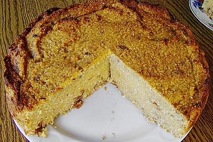 Kokosnuss - Kuchen Sara 0