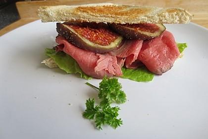 Roastbeef - Sandwich