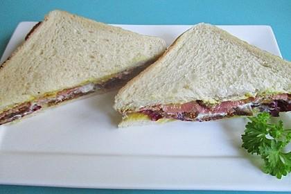 Roastbeef - Sandwich 1