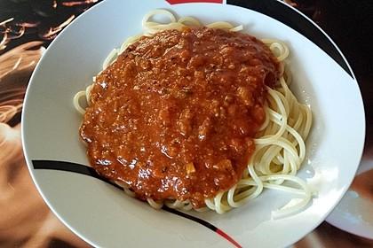 Sauce Bolognese