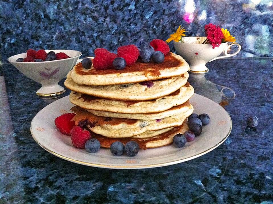 american pancakes rezept mit bild von tina700. Black Bedroom Furniture Sets. Home Design Ideas