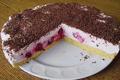 Käse - Sahne Torte