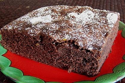 Ruck Zuck Schokoladenkuchen