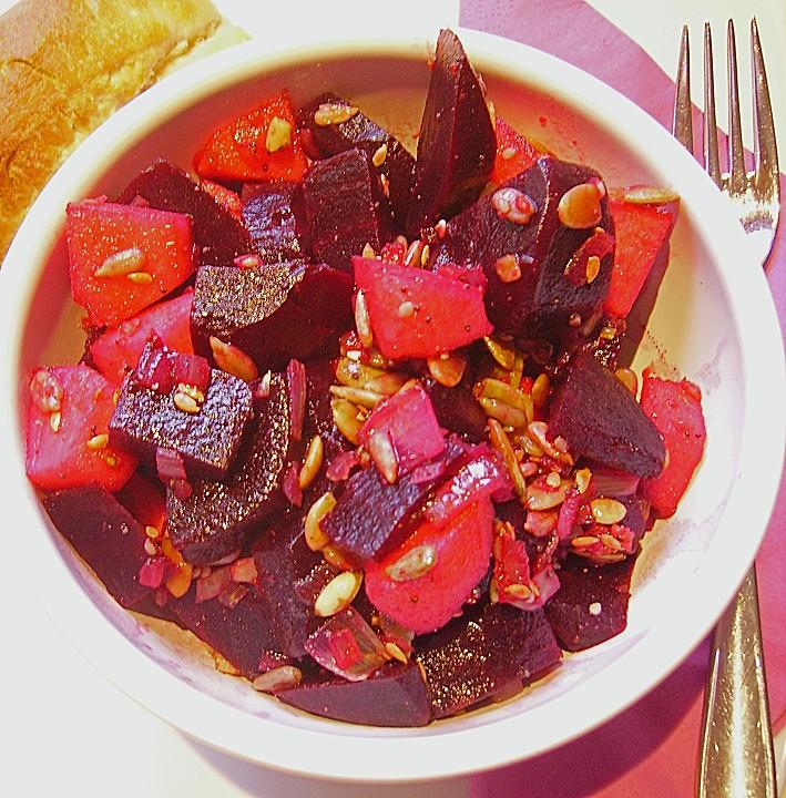 rote apfel beete rezept mit bild von anemonchen. Black Bedroom Furniture Sets. Home Design Ideas