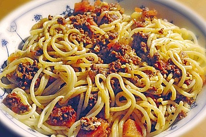 Spaghetti Bolognese 18