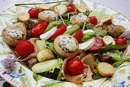 Brotsalat italienisch à la Corela 2