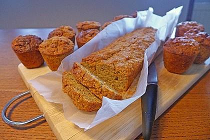 Möhren - Marzipan Kuchen 2