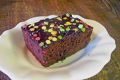 Schoko-Kokos-Kuchen 3