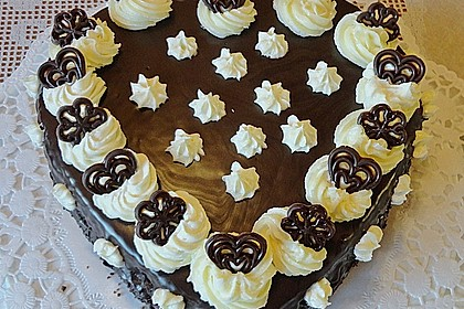 Schoko-Kokos-Kuchen 9