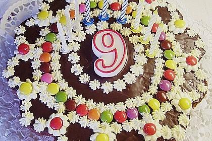 Schoko-Kokos-Kuchen 11