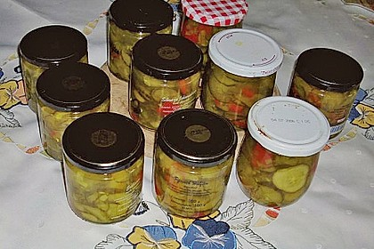 Gurken - Salat 14