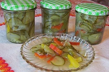 Gurken - Salat 7