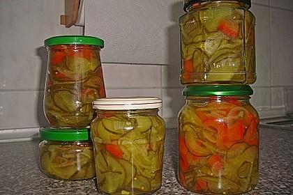 Gurken - Salat 4