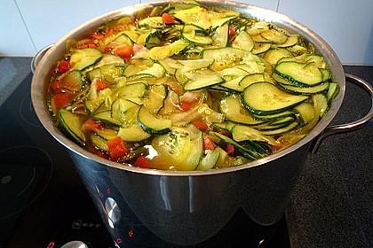 Gurken - Salat 5