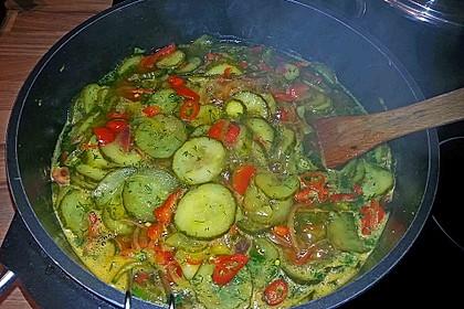 Gurken - Salat 17