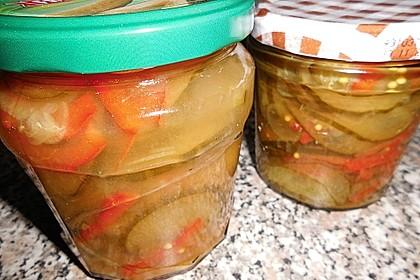Gurken - Salat 16