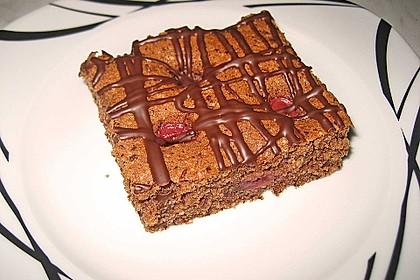 Rotwein - Schokoladen - Kuchen 0