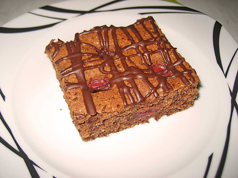 rotwein schokoladen kuchen rezept mit bild von bross. Black Bedroom Furniture Sets. Home Design Ideas