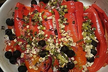 Türkische Paprika aus dem Backofen - sehr knackig 24