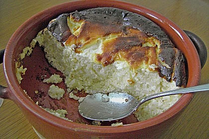 Quark - Reis - Auflauf 11