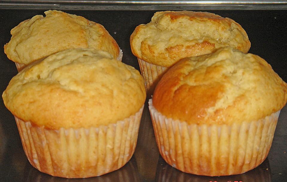 vanille muffins rezept mit bild von seelenschein. Black Bedroom Furniture Sets. Home Design Ideas