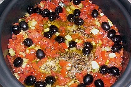 Aromatischer Schweinebraten mit mediterranem Gemüse 2
