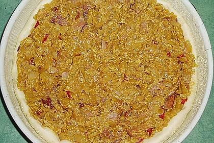 Zwiebelkuchen 1