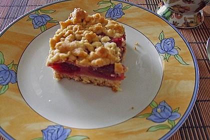 Marillen (Aprikosen) - Rahmkuchen mit feinen Streuseln 41