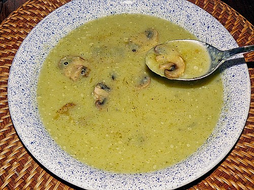 Brokkoli Süßkartoffel Suppe 1
