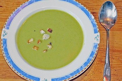 Brokkoli Süßkartoffel Suppe