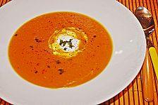 Möhren - Kürbis - Suppe