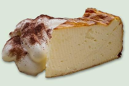 Zitronen - Käse Kuchen 1