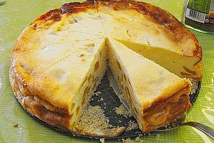 Zitronen - Käse Kuchen 4