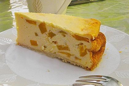 Zitronen - Käse Kuchen