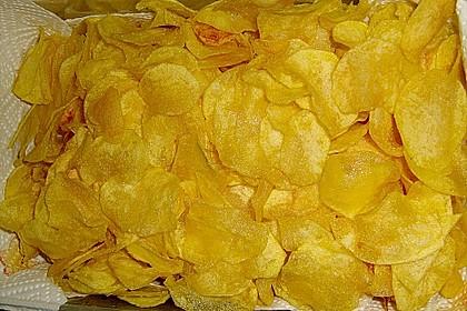 Partychips mal nicht aus Kartoffeln