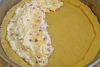 Kleine Käse - Quiches 12