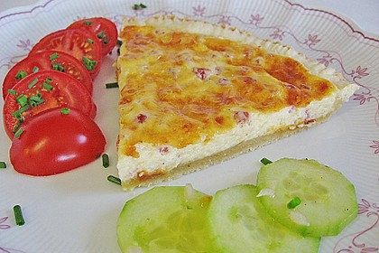 Kleine Käse - Quiches 2