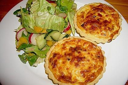 Kleine Käse - Quiches