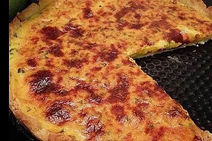Kleine Käse - Quiches 4