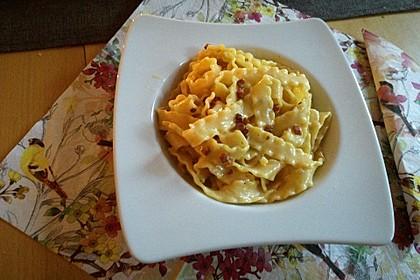 Koelkasts Spaghetti Carbonara 106