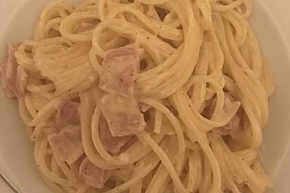 Koelkasts Spaghetti Carbonara 105