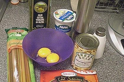 Koelkasts Spaghetti Carbonara 182