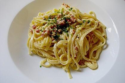 Koelkasts Spaghetti Carbonara 23