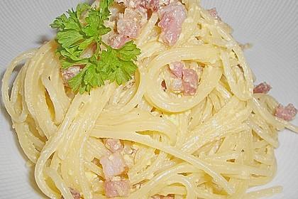 Koelkasts Spaghetti Carbonara 167