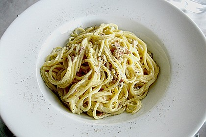 Koelkasts Spaghetti Carbonara 93