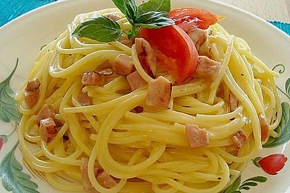 Koelkasts Spaghetti Carbonara 1