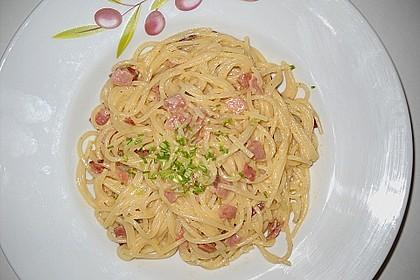Koelkasts Spaghetti Carbonara 85